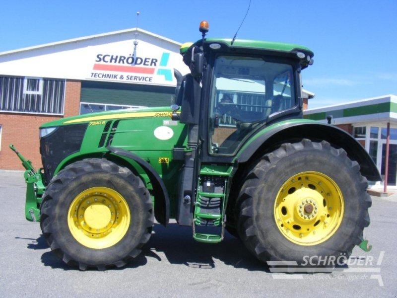 Traktor des Typs John Deere 7290R, Gebrauchtmaschine in Leizen (Bild 2)