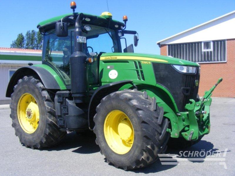 Traktor des Typs John Deere 7290R, Gebrauchtmaschine in Leizen (Bild 4)
