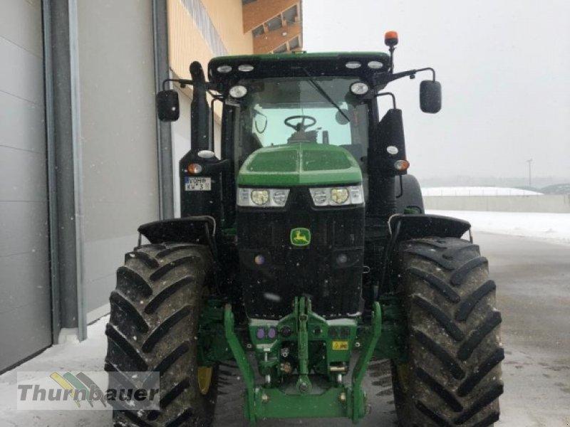 Traktor des Typs John Deere 7310 R, Gebrauchtmaschine in Bodenmais (Bild 1)