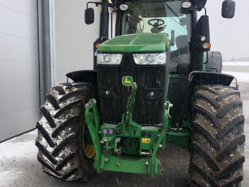 Traktor a típus John Deere 7310 R, Gebrauchtmaschine ekkor: Eslarn (Kép 1)
