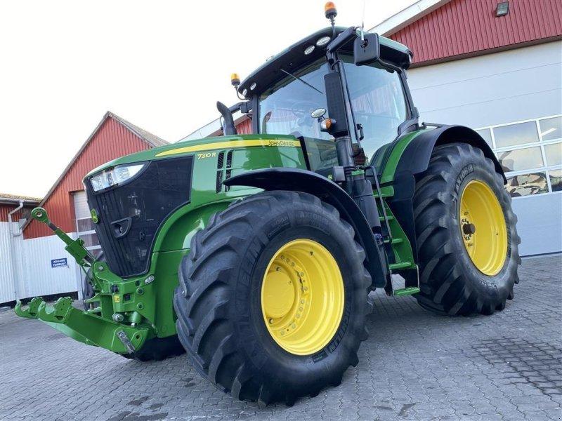 Traktor tip John Deere 7310R KUN 4800 TIMER OG DK FRA NY!, Gebrauchtmaschine in Aalestrup (Poză 1)
