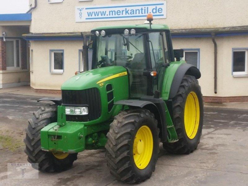 Traktor des Typs John Deere 7430 Premium, ISOBUS, GPS, Gebrauchtmaschine in Pragsdorf (Bild 1)