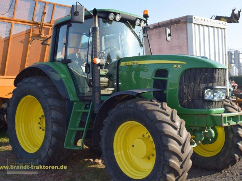 Traktor tipa John Deere 7430 Premium TLS, Gebrauchtmaschine u Bremen (Slika 1)