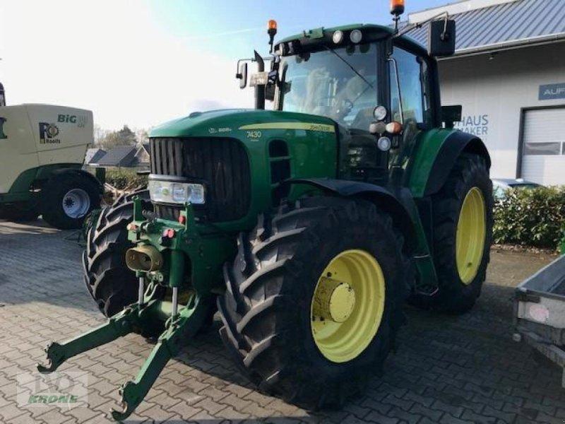 Traktor des Typs John Deere 7430 PREMIUM, Gebrauchtmaschine in Spelle (Bild 1)