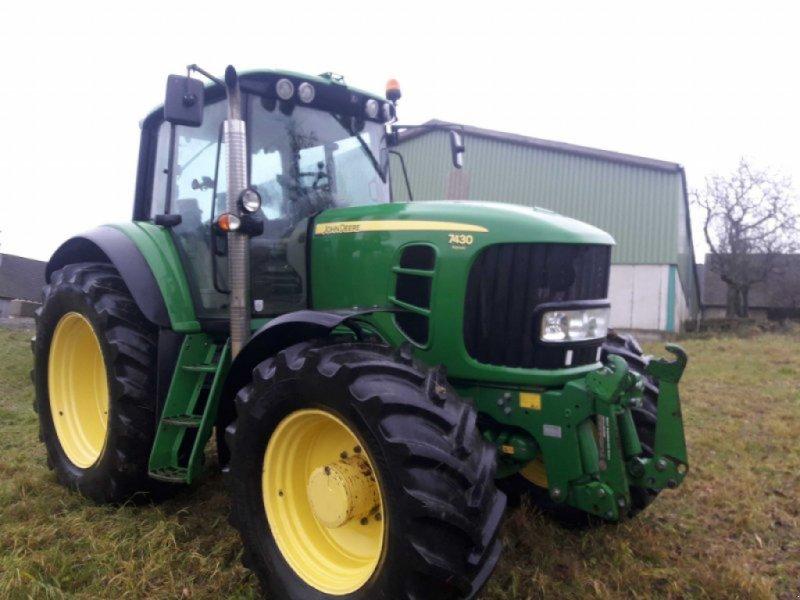 Traktor des Typs John Deere 7430 Premium, Gebrauchtmaschine in Krumau am Kamp (Bild 1)