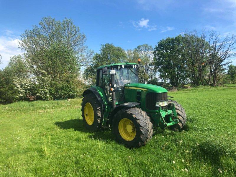 Traktor des Typs John Deere 7430 Premium, Gebrauchtmaschine in Hitzacker (Bild 3)