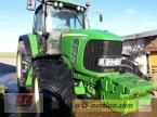 Traktor des Typs John Deere 7430 in Hartmannsdorf