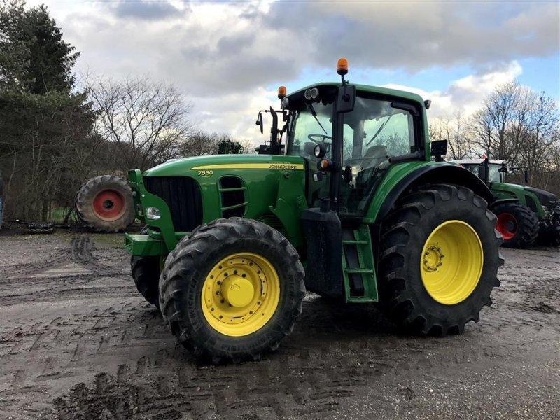 Traktor типа John Deere 7530 Autopower, Gebrauchtmaschine в Randers SV (Фотография 1)