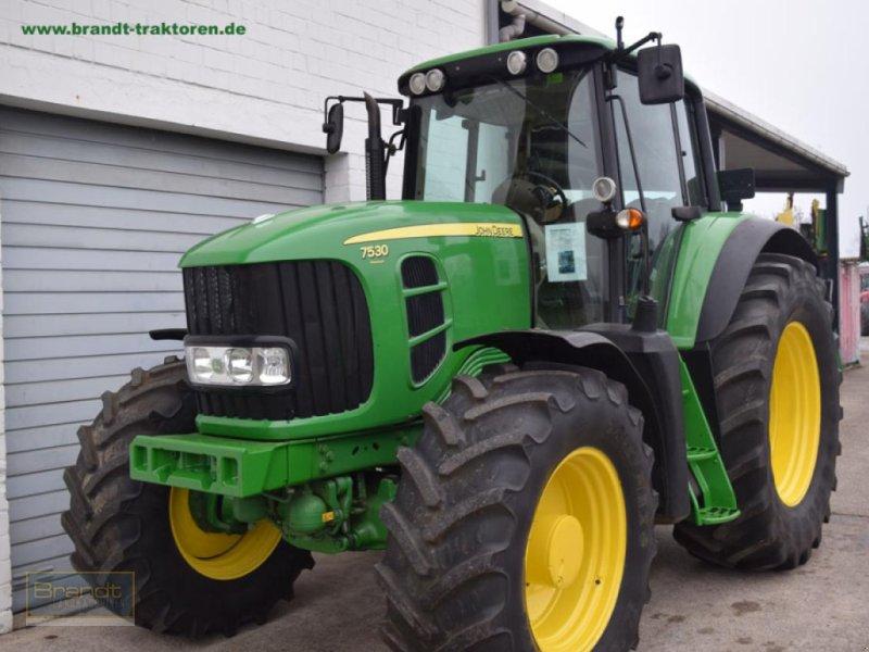 Traktor typu John Deere 7530 Premium TLS, Gebrauchtmaschine v Bremen (Obrázok 1)