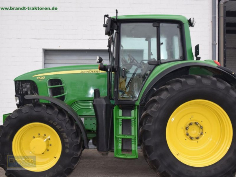 Traktor typu John Deere 7530 Premium TLS, Gebrauchtmaschine v Bremen (Obrázok 3)