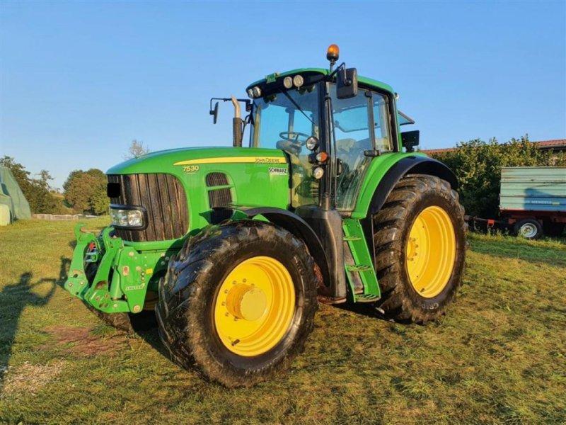 Traktor tipa John Deere 7530 Premium, Gebrauchtmaschine u Aspach (Slika 1)
