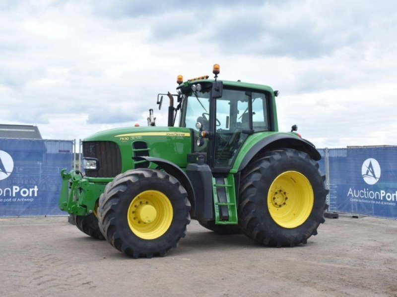 Traktor typu John Deere 7530 Premium, Gebrauchtmaschine w Antwerpen (Zdjęcie 1)