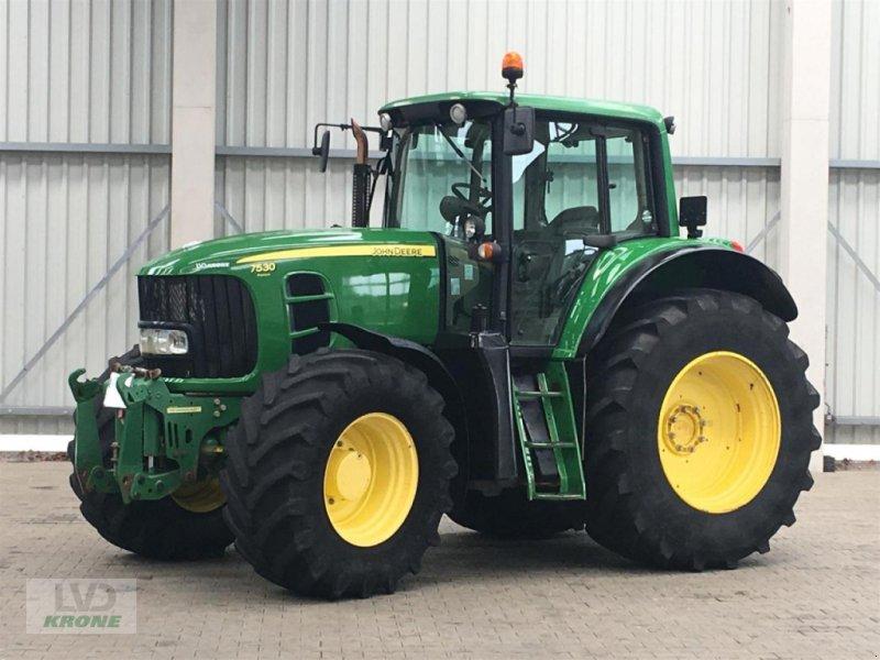 Traktor типа John Deere 7530 PREMIUM, Gebrauchtmaschine в Zorbau (Фотография 1)