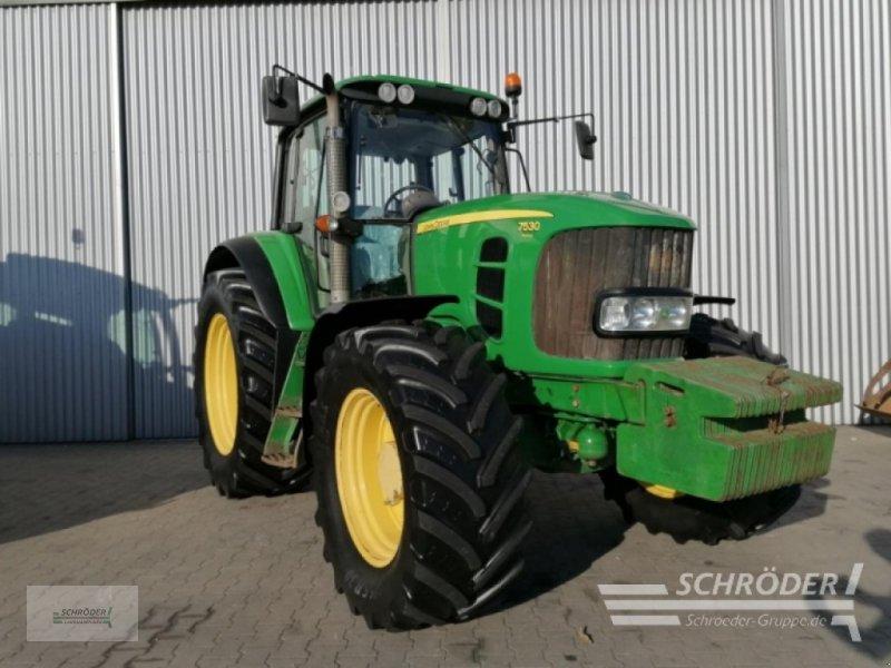 Traktor des Typs John Deere 7530 Premium, Gebrauchtmaschine in Wildeshausen (Bild 1)