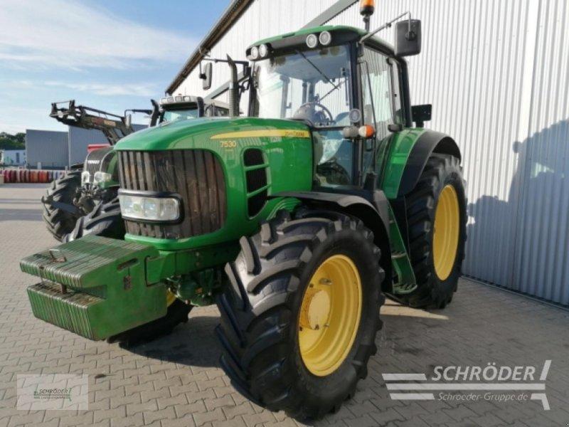Traktor des Typs John Deere 7530 Premium, Gebrauchtmaschine in Wildeshausen (Bild 2)