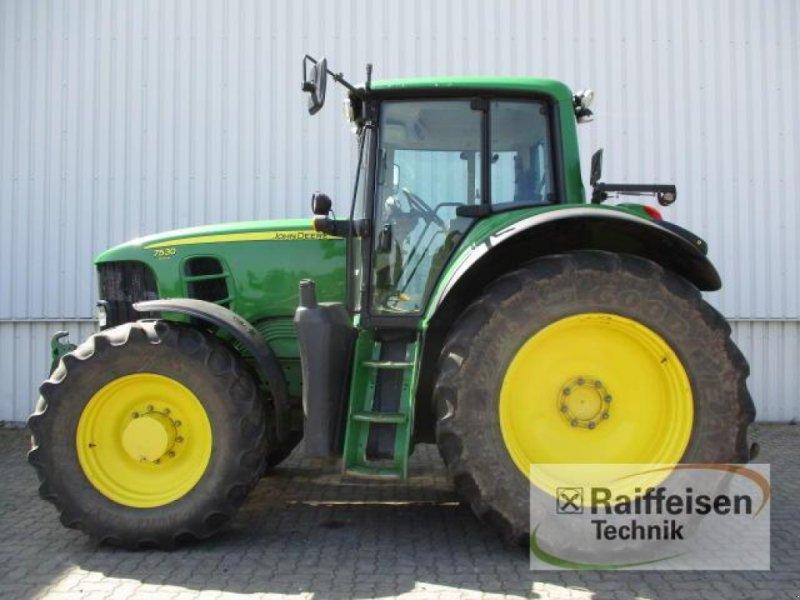 Traktor des Typs John Deere 7530 Premium, Gebrauchtmaschine in Holle (Bild 1)