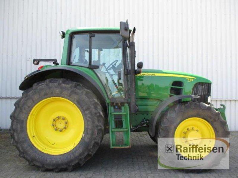 Traktor des Typs John Deere 7530 Premium, Gebrauchtmaschine in Holle (Bild 2)