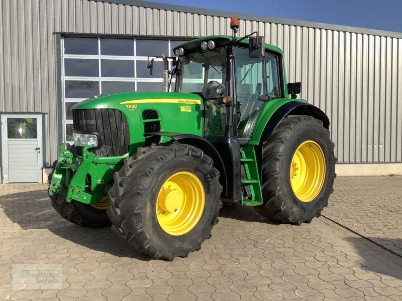 Traktor типа John Deere 7530 Premium, Gebrauchtmaschine в Coppenbruegge (Фотография 1)