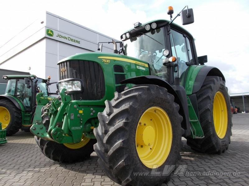 Traktor tip John Deere 7530 Premium, Gebrauchtmaschine in Sülzetal (Poză 1)