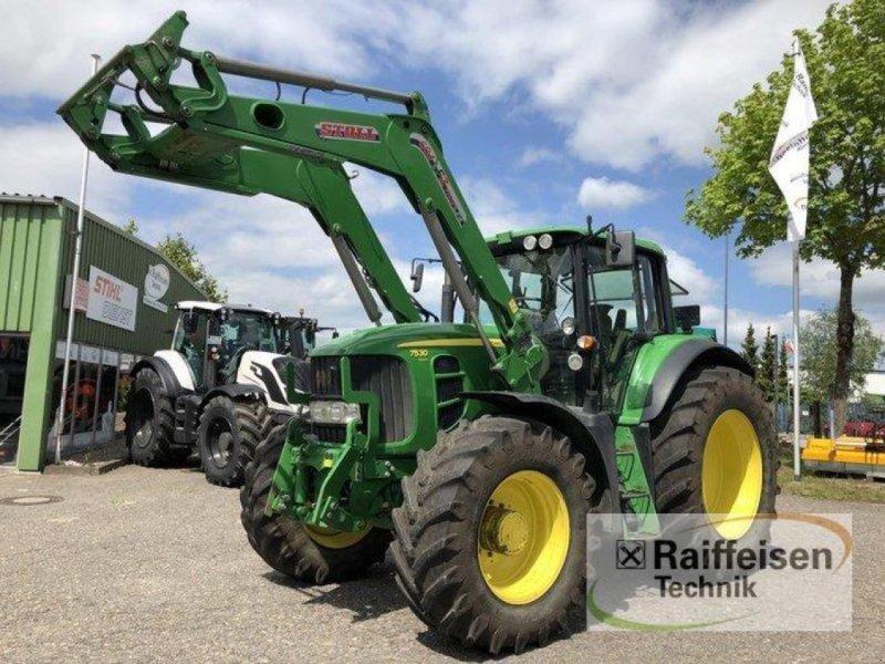 Traktor des Typs John Deere 7530 Premium, Gebrauchtmaschine in Bad Oldesloe (Bild 1)
