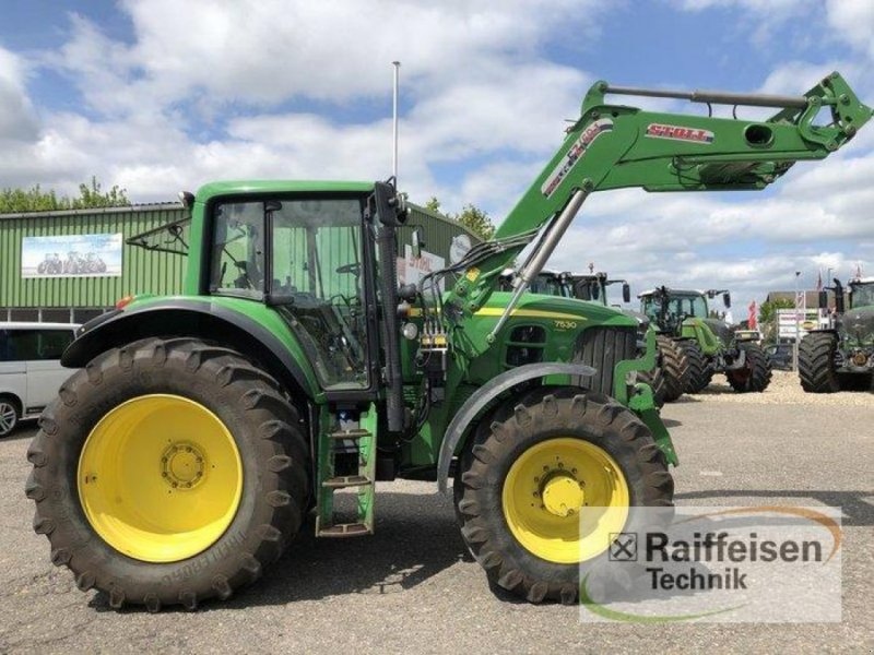 Traktor des Typs John Deere 7530 Premium, Gebrauchtmaschine in Bad Oldesloe (Bild 5)