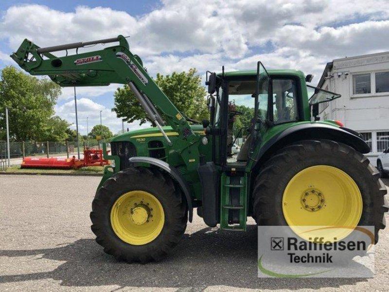 Traktor des Typs John Deere 7530 Premium, Gebrauchtmaschine in Bad Oldesloe (Bild 3)