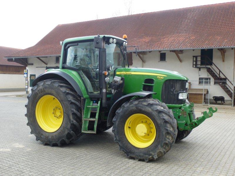 Traktor типа John Deere 7530 Premium, Gebrauchtmaschine в Ried (Фотография 1)