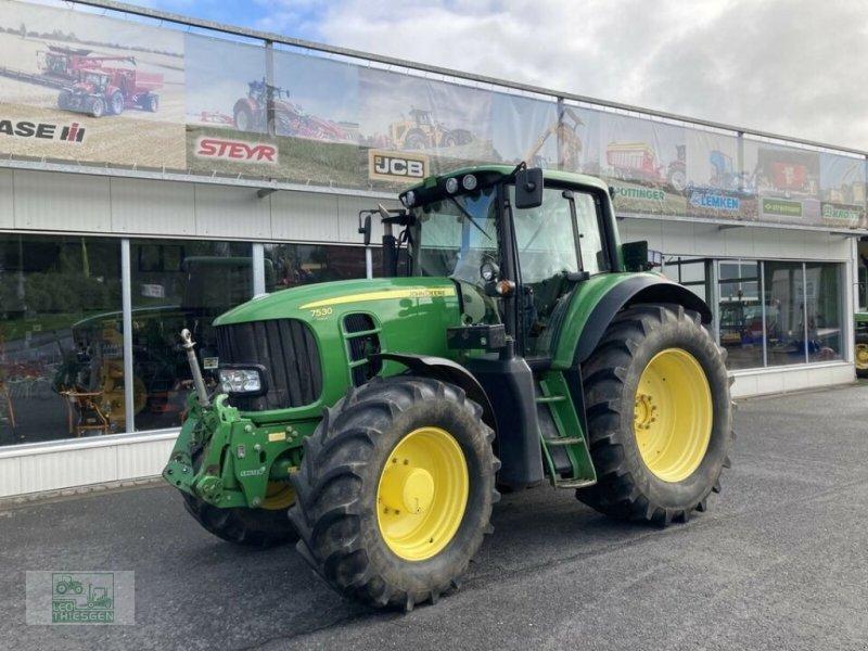 Traktor типа John Deere 7530, Gebrauchtmaschine в Steiningen b. Daun (Фотография 1)