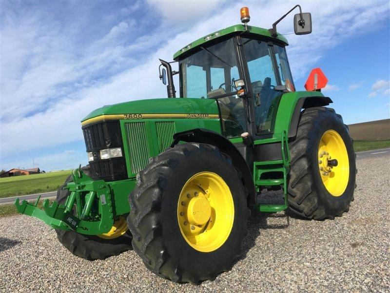 Traktor tip John Deere 7600 PÅ VEJ HJEM!, Gebrauchtmaschine in Aalestrup (Poză 1)
