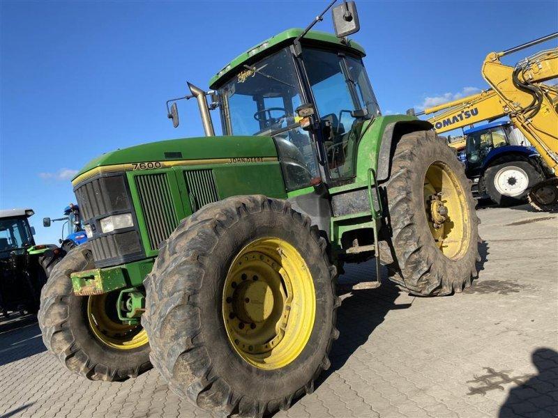 Traktor typu John Deere 7600 POWERQUAD OG 40KMT!, Gebrauchtmaschine w Aalestrup (Zdjęcie 1)