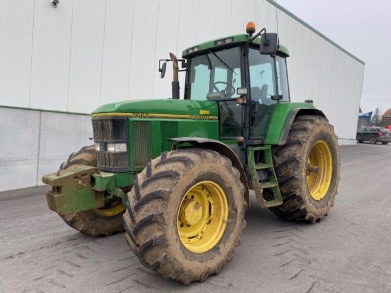 Traktor a típus John Deere 7600, Gebrauchtmaschine ekkor: ESCAUDOEUVRES (Kép 1)