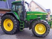 John Deere 7610+ Fronthydraulik+Druckluft Traktor