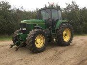 John Deere 7700 Power-quad m/frontlift Traktor