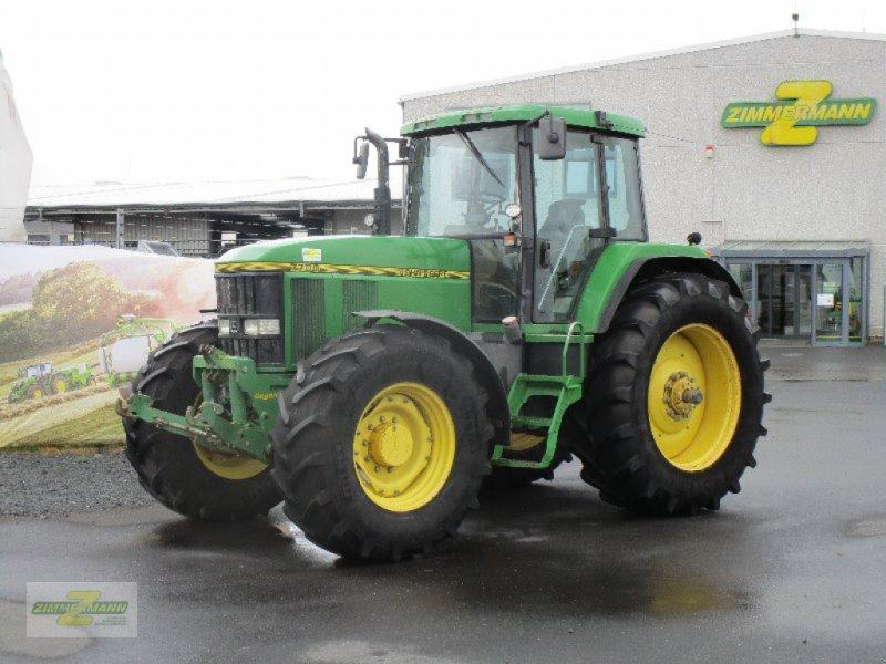 Traktor des Typs John Deere 7700 Power Shift, Gebrauchtmaschine in Euskirchen (Bild 1)