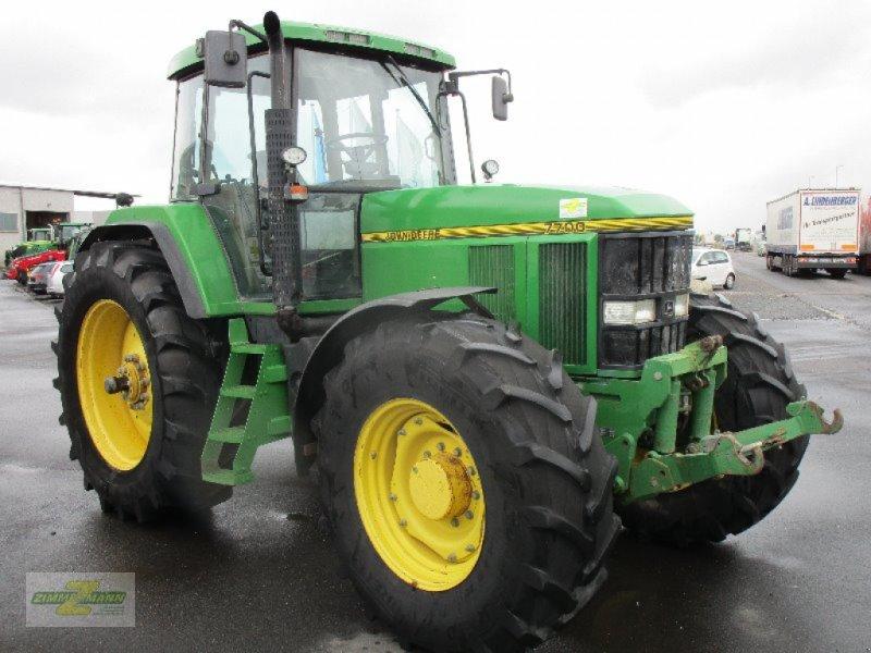 Traktor des Typs John Deere 7700 Power Shift, Gebrauchtmaschine in Euskirchen (Bild 2)