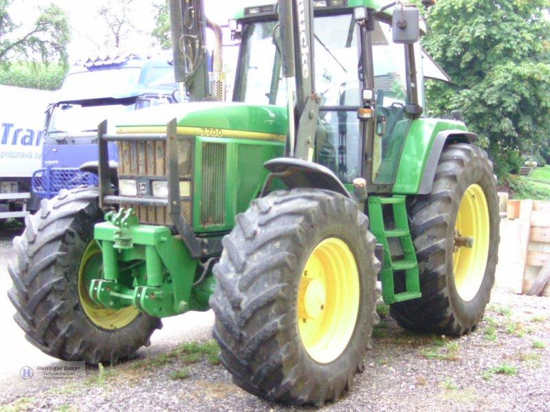 Traktor des Typs John Deere 7700, Gebrauchtmaschine in Aistersheim (Bild 1)