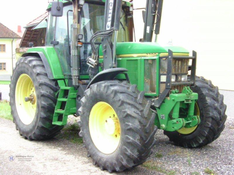 Traktor des Typs John Deere 7700, Gebrauchtmaschine in Aistersheim (Bild 2)