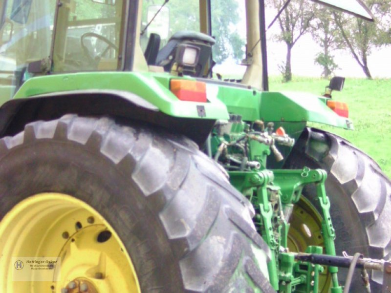 Traktor des Typs John Deere 7700, Gebrauchtmaschine in Aistersheim (Bild 5)