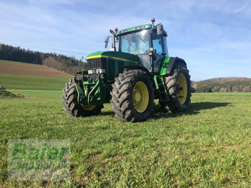Traktor типа John Deere 7710, Gebrauchtmaschine в Hochmössingen (Фотография 1)