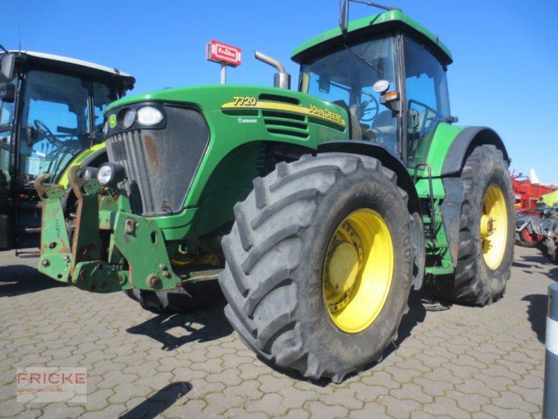Traktor типа John Deere 7720 Auto Power, Gebrauchtmaschine в Bockel - Gyhum (Фотография 1)