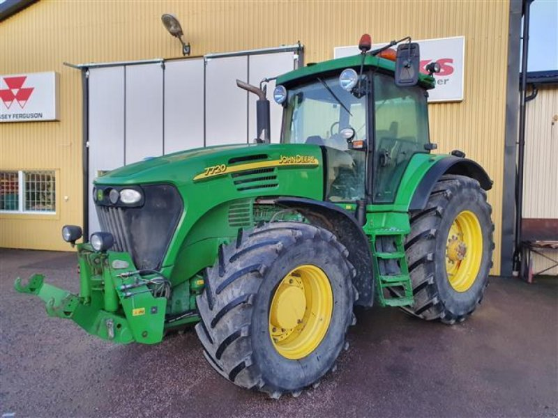 Traktor типа John Deere 7720, Gebrauchtmaschine в Köping (Фотография 1)