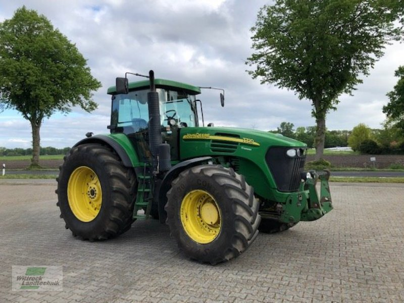 Traktor типа John Deere 7720, Gebrauchtmaschine в Rhede / Brual (Фотография 1)