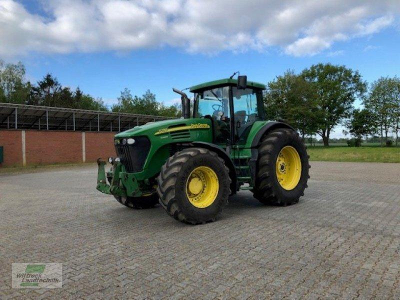 Traktor типа John Deere 7720, Gebrauchtmaschine в Rhede / Brual (Фотография 6)