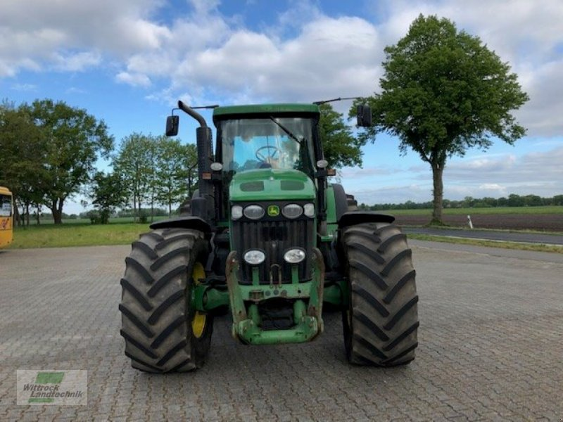 Traktor типа John Deere 7720, Gebrauchtmaschine в Rhede / Brual (Фотография 5)