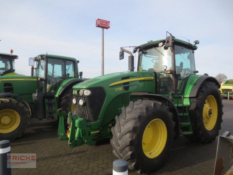 Traktor des Typs John Deere 7730 AUTOQUAD, Gebrauchtmaschine in Bockel - Gyhum (Bild 1)