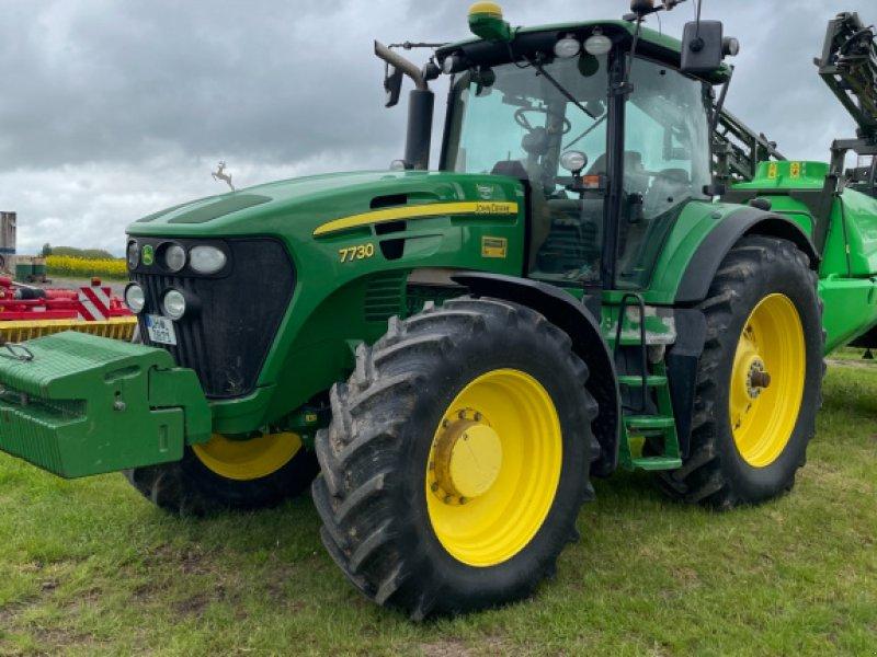 Traktor a típus John Deere 7730, Gebrauchtmaschine ekkor: Mühlhausen (Kép 3)