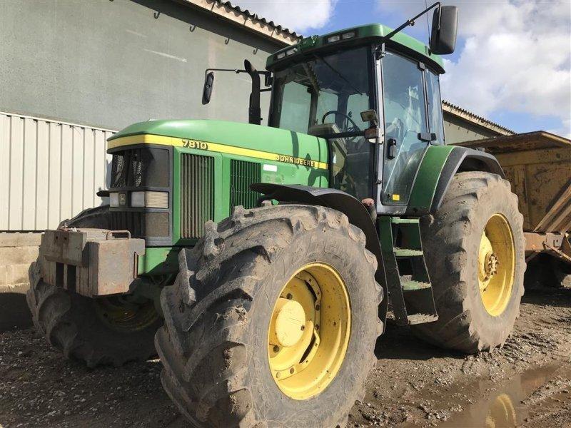 Traktor typu John Deere 7810 PQ  Vendergear ved rattet, Gebrauchtmaschine w Lintrup (Zdjęcie 1)