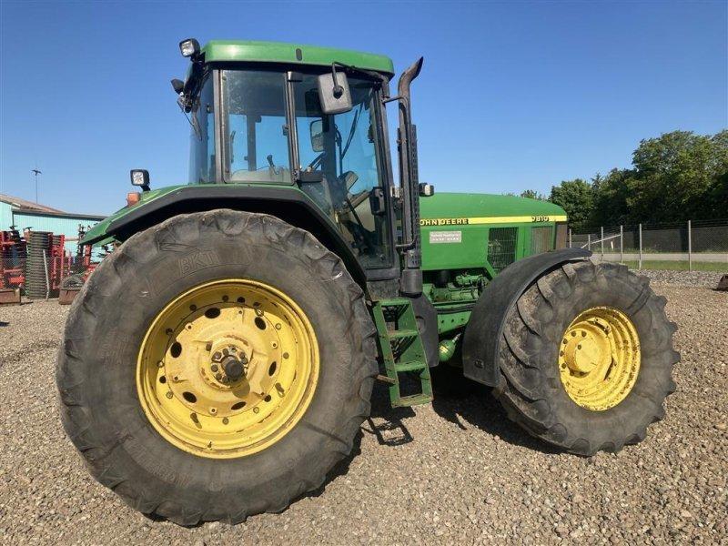 Traktor des Typs John Deere 7810 TLS front pto, Gebrauchtmaschine in Rødekro (Bild 1)