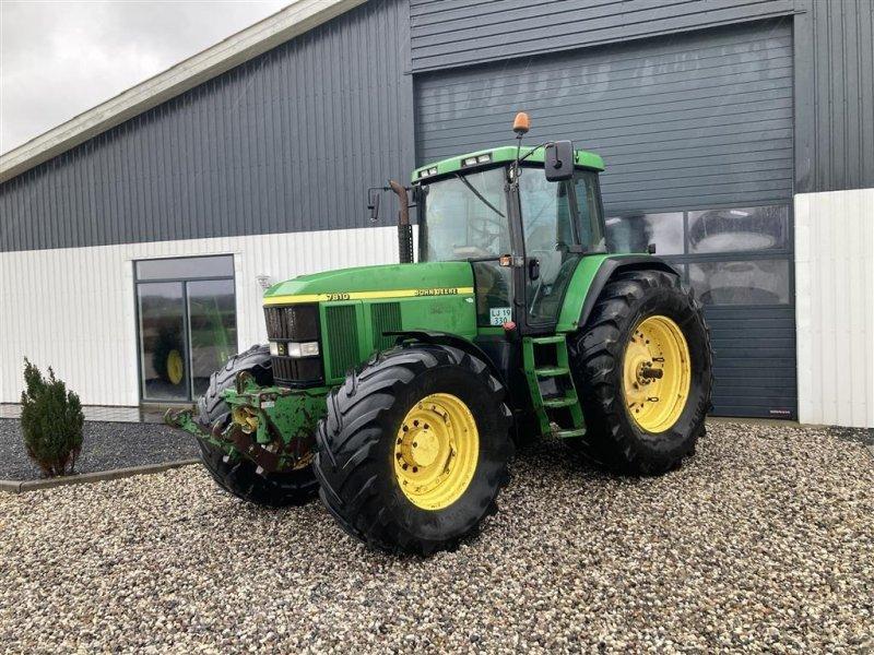 Traktor a típus John Deere 7810 TLS Front PTO, Gebrauchtmaschine ekkor: Thorsø (Kép 1)