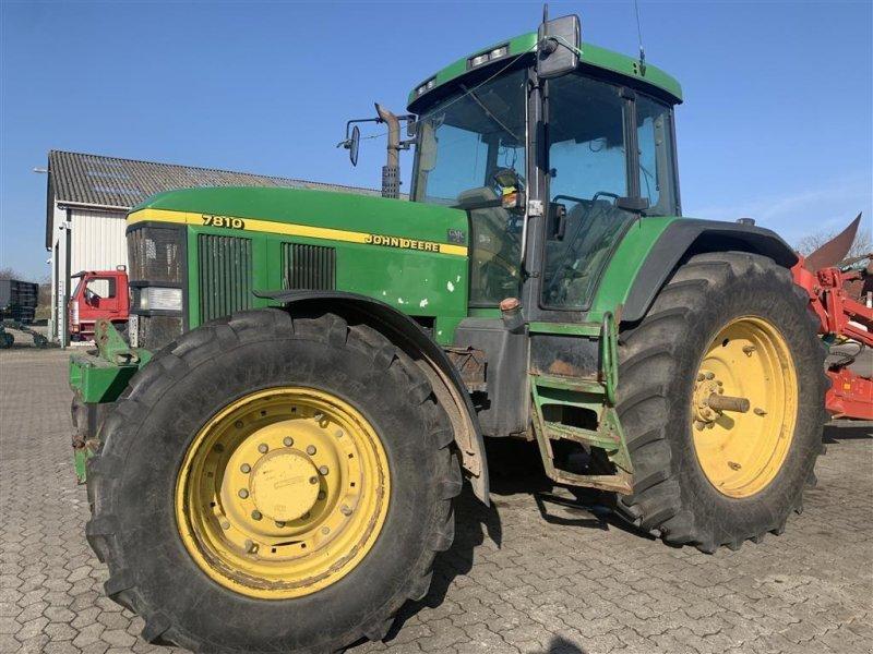 Traktor des Typs John Deere 7810, Gebrauchtmaschine in Ringe (Bild 1)